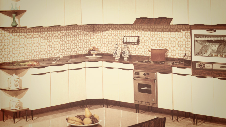 Beautiful Cucine Anni 70 Gallery - harrop.us - harrop.us