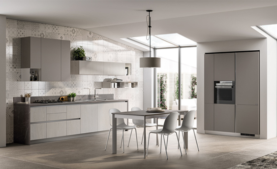 Scavolini USA | Italian Kitchens Bathrooms and Living Room