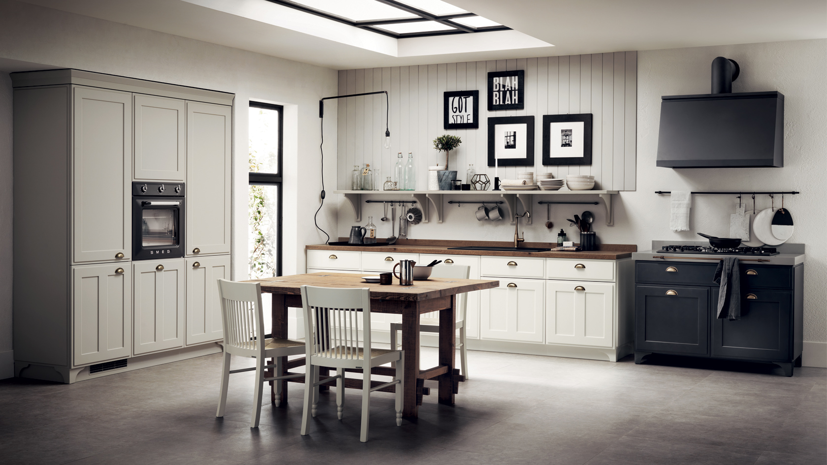 Italian Kitchen CabinetsScavolini USA Official Site