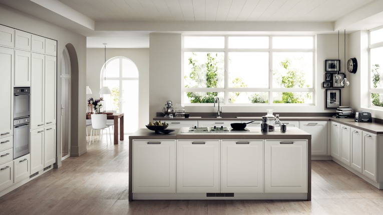 Favilla, the shabby chic Kitchen!
